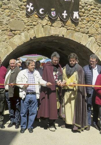 """Almanza saca su """"orgullo leonés"""" con una feria medieval el 23 de abril"""